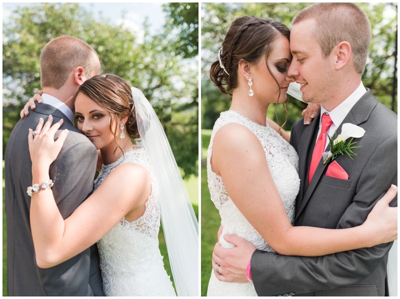 Classic Summer wedding at Laube Hall by Madeline Jane Photography