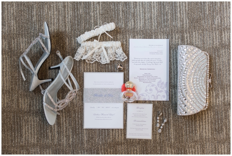 Chatham University, Pittsburgh, PA wedding by Madeline Jane Photography