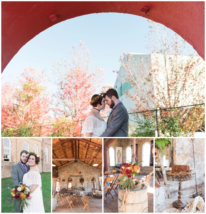 Pump House wedding in Homestead, PA by Madeline Jane Photography