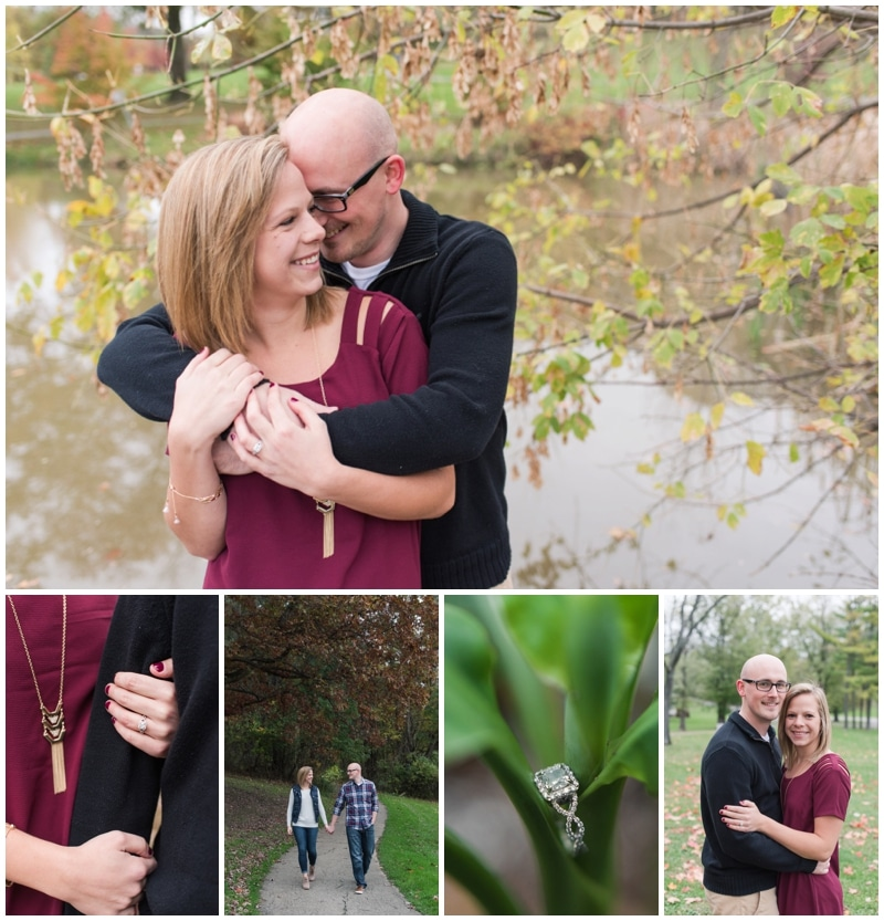 South Park Engagement // Joe & Christine