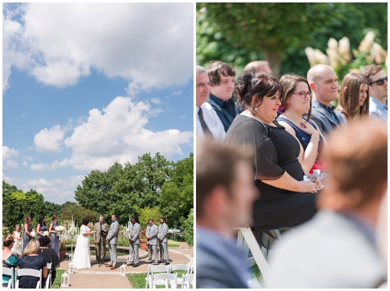 Gatsby Garden Wedding at Phipps Conservatory in Pittsburgh, PA by Madeline Jane Photography