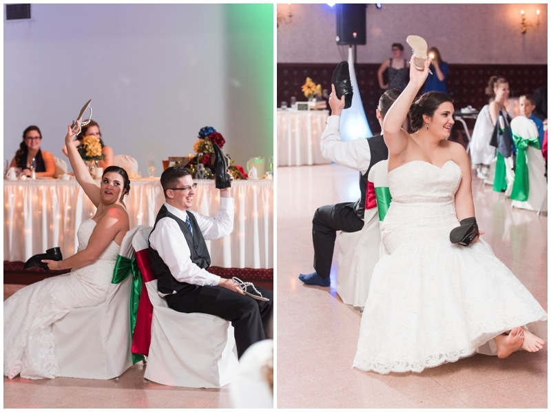 Harry Potter Themed Wedding Pittsburgh, PA by Madeline Jane Photography