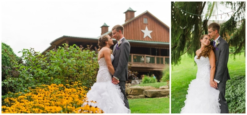 Classic summer wedding at Lingrow Farm by Madeline Jane Photography