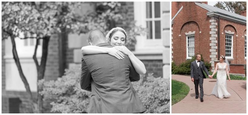 Chatham University, Pittsburgh, PA wedding by Madeline Jane Photography