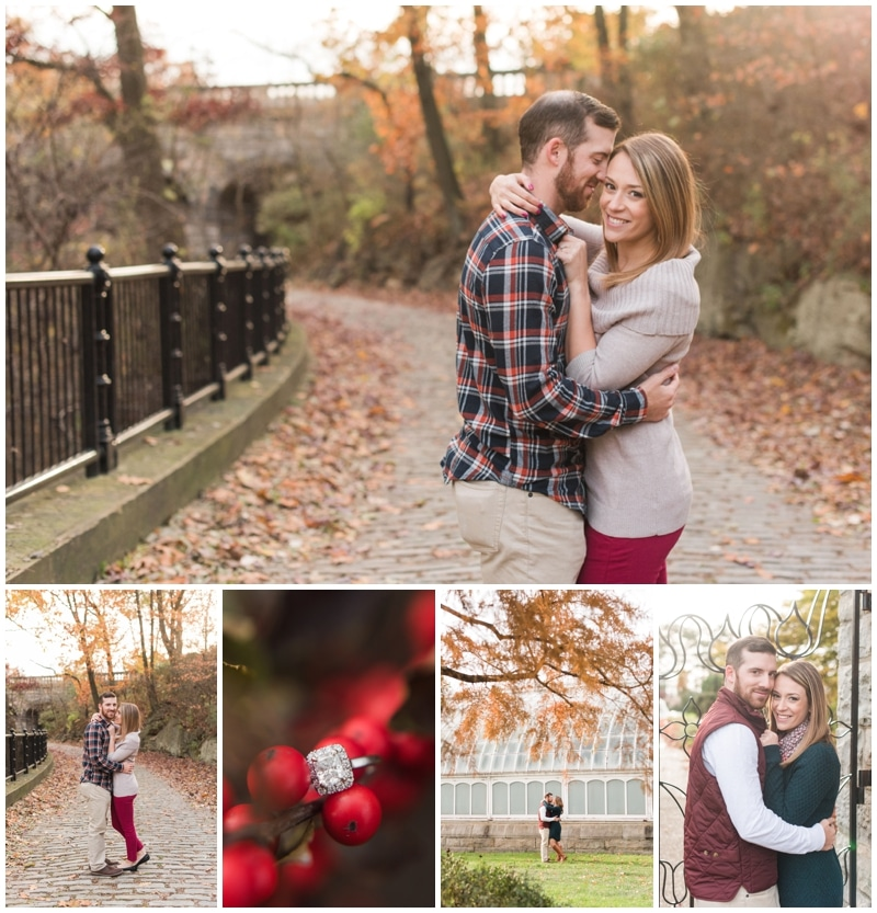 Phipps Conservatory Engagement // Matt & Ashley