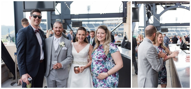Heinz Chapel & PNC Park Wedding by Madeline Jane Photography