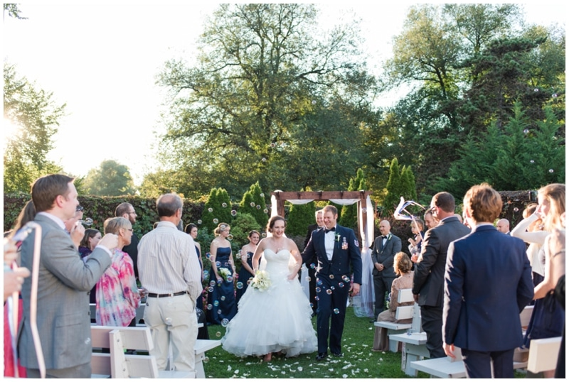 gorgeous fall wedding at the National Aviary by Madeline Jane Photography