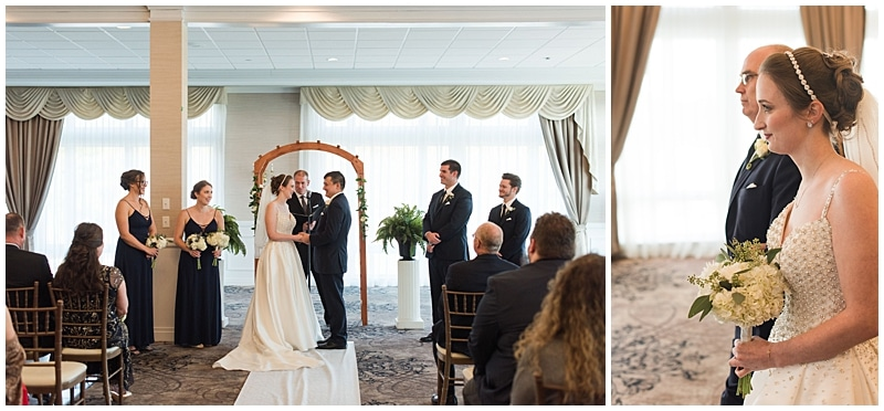 Classic Southpointe Golf Club Wedding by Madeline Jane Photography